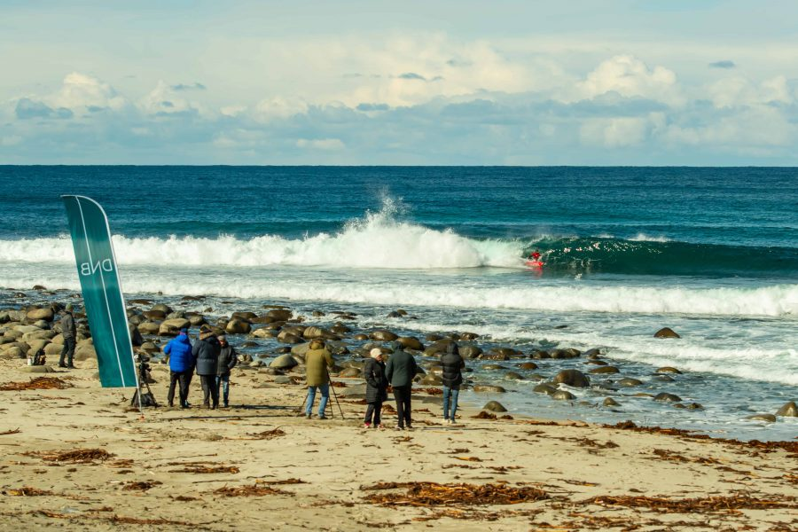 Norgescup stopp 2 unnagjort – Surf og tørr fisk