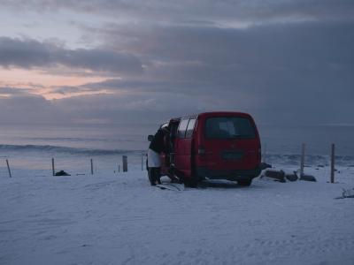 Surfers of Lofoten – episode 2 – the ice breaker