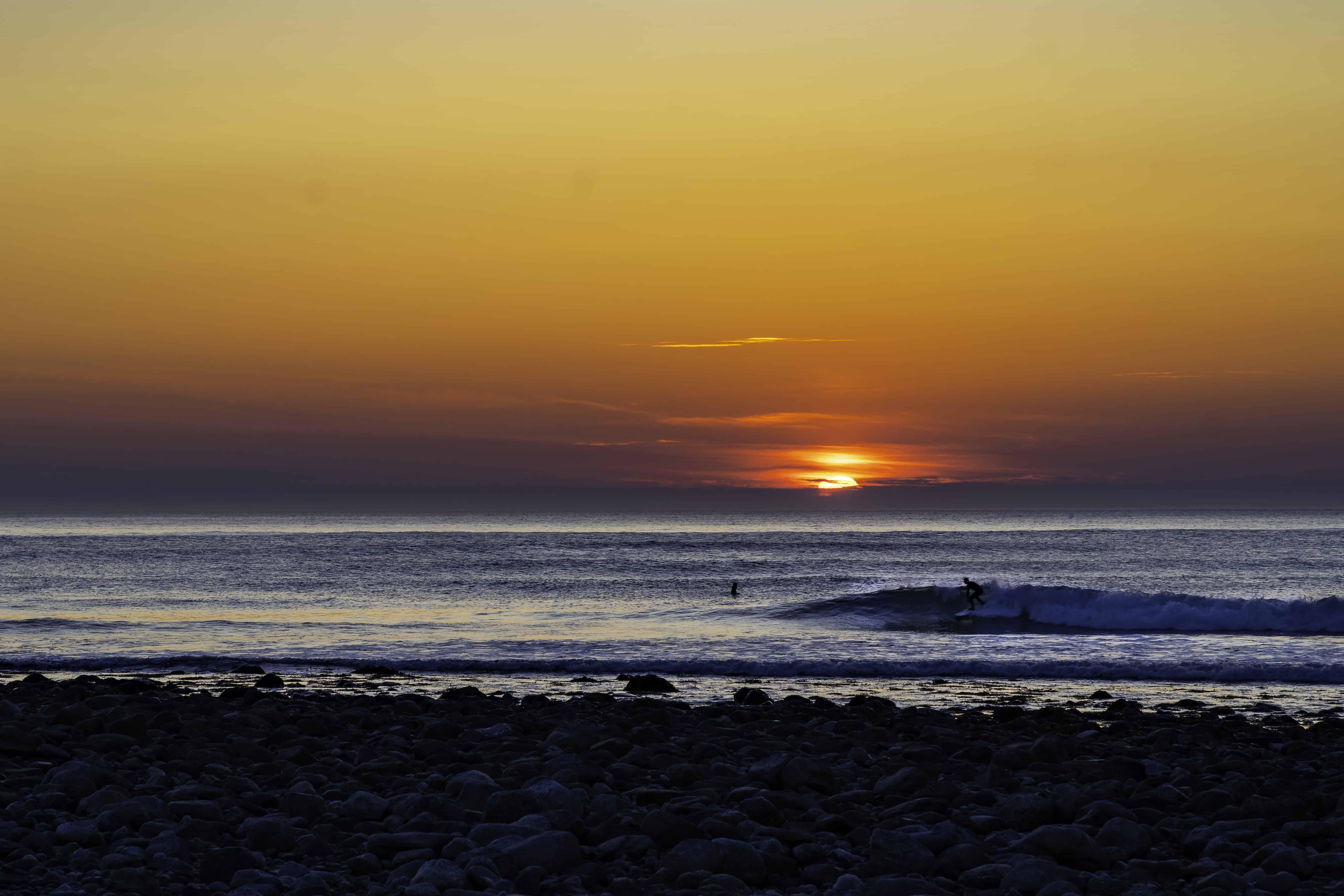 Perfekt solnedgang - Renata Margaret Aulejtner