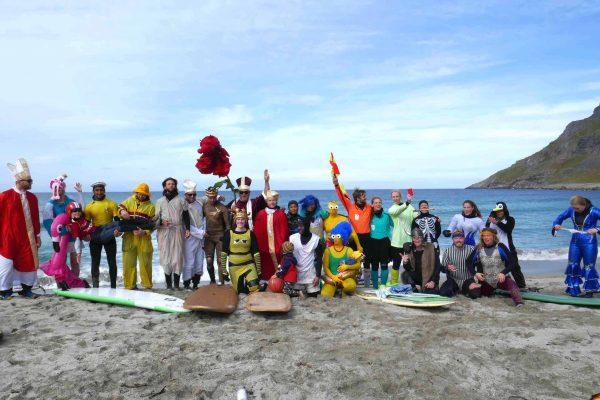 Lofoten surf festival