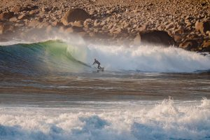 Høstswellet har ankommet nord – og snart er det Lofoten Masters