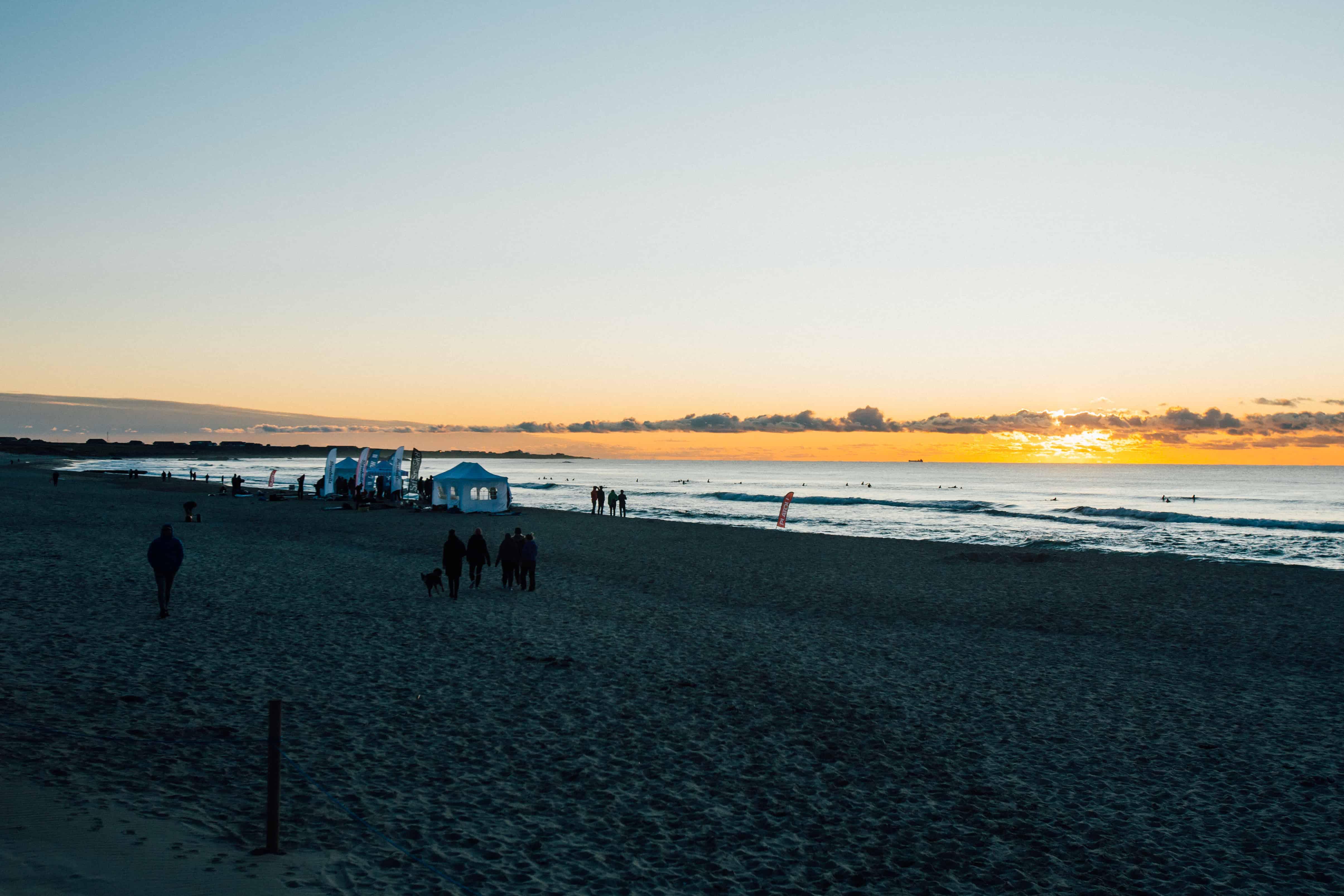 Solnedgang og fortsatt liv - Foto: Ivar Vasstveit