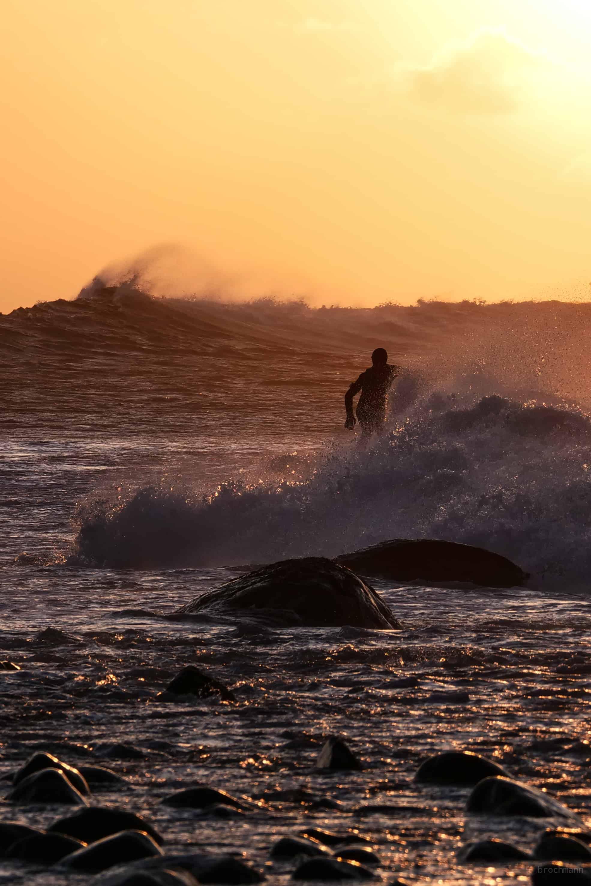 Solnedgang. Foto: Sigve Brochmann