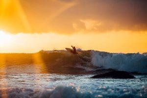 Punchy swell på Jæren