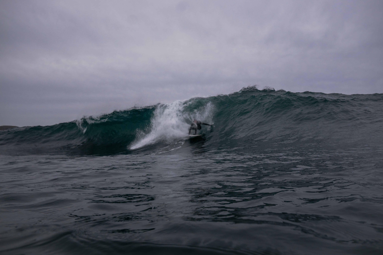 Nesten i tuben - Foto: Valentin Launay