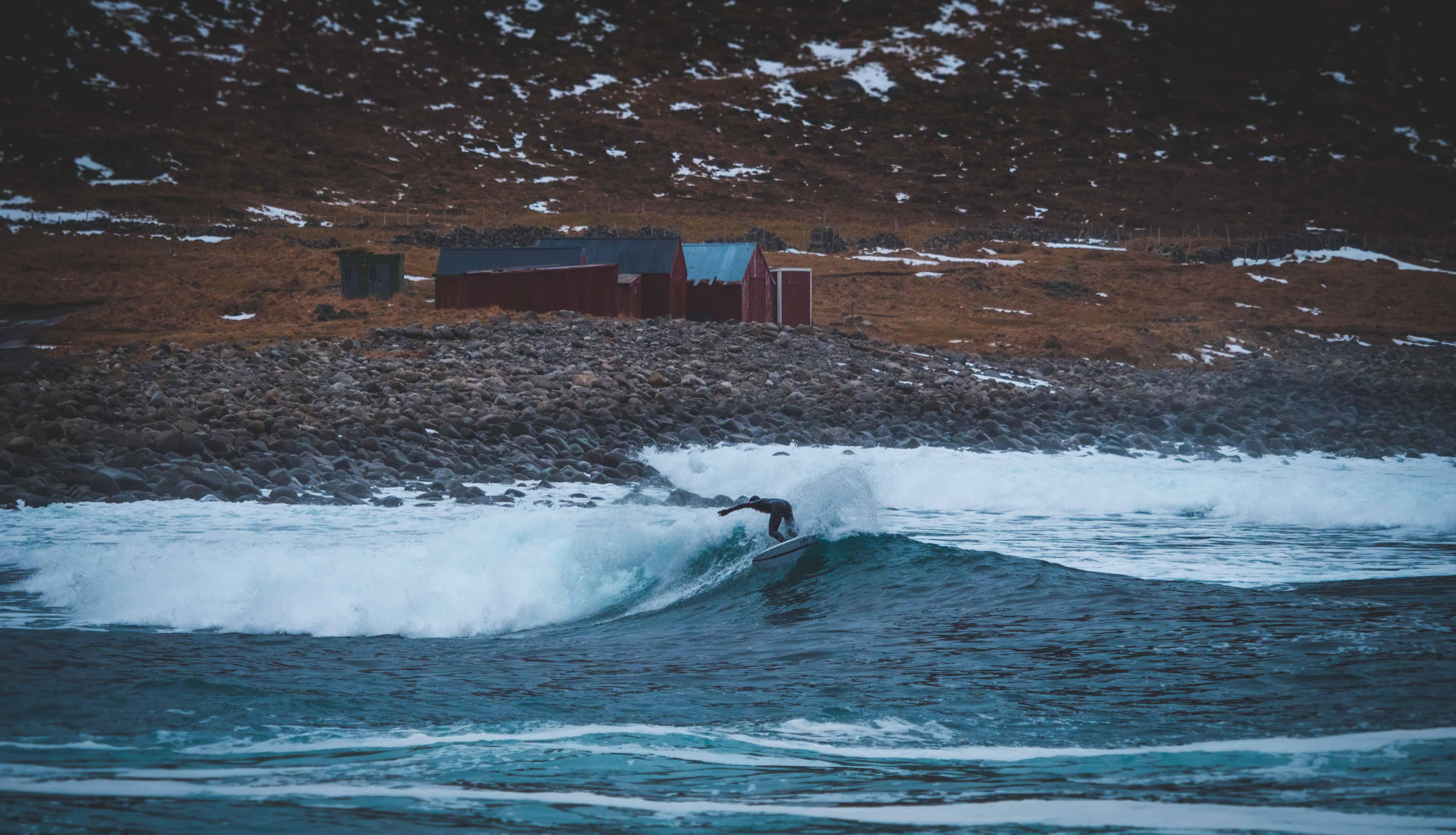 Venstren er rå når den går av - Foto: Mats Slaastad Birkelund