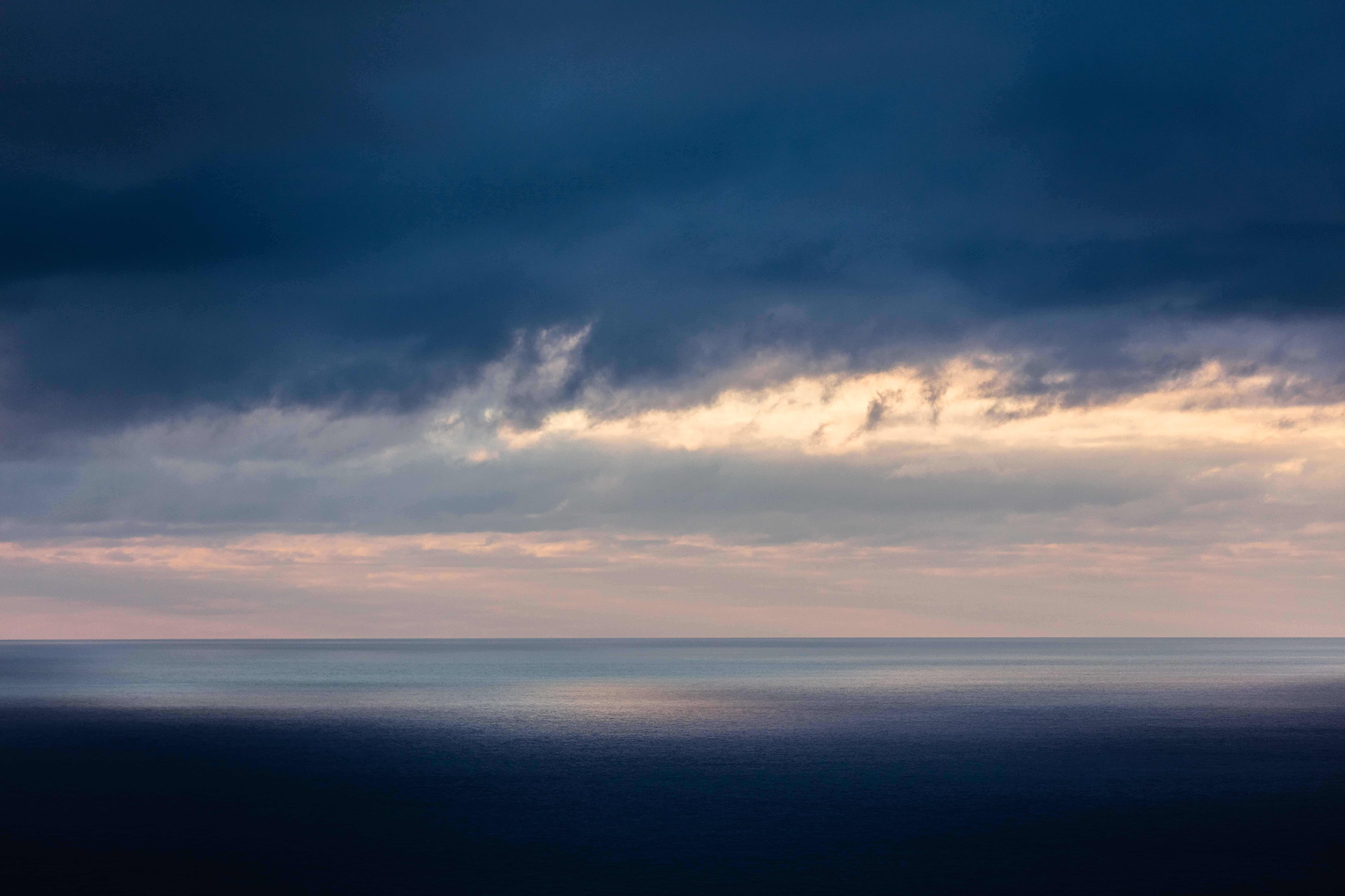 Havet gir. Foto: Hallvard Kolltveit