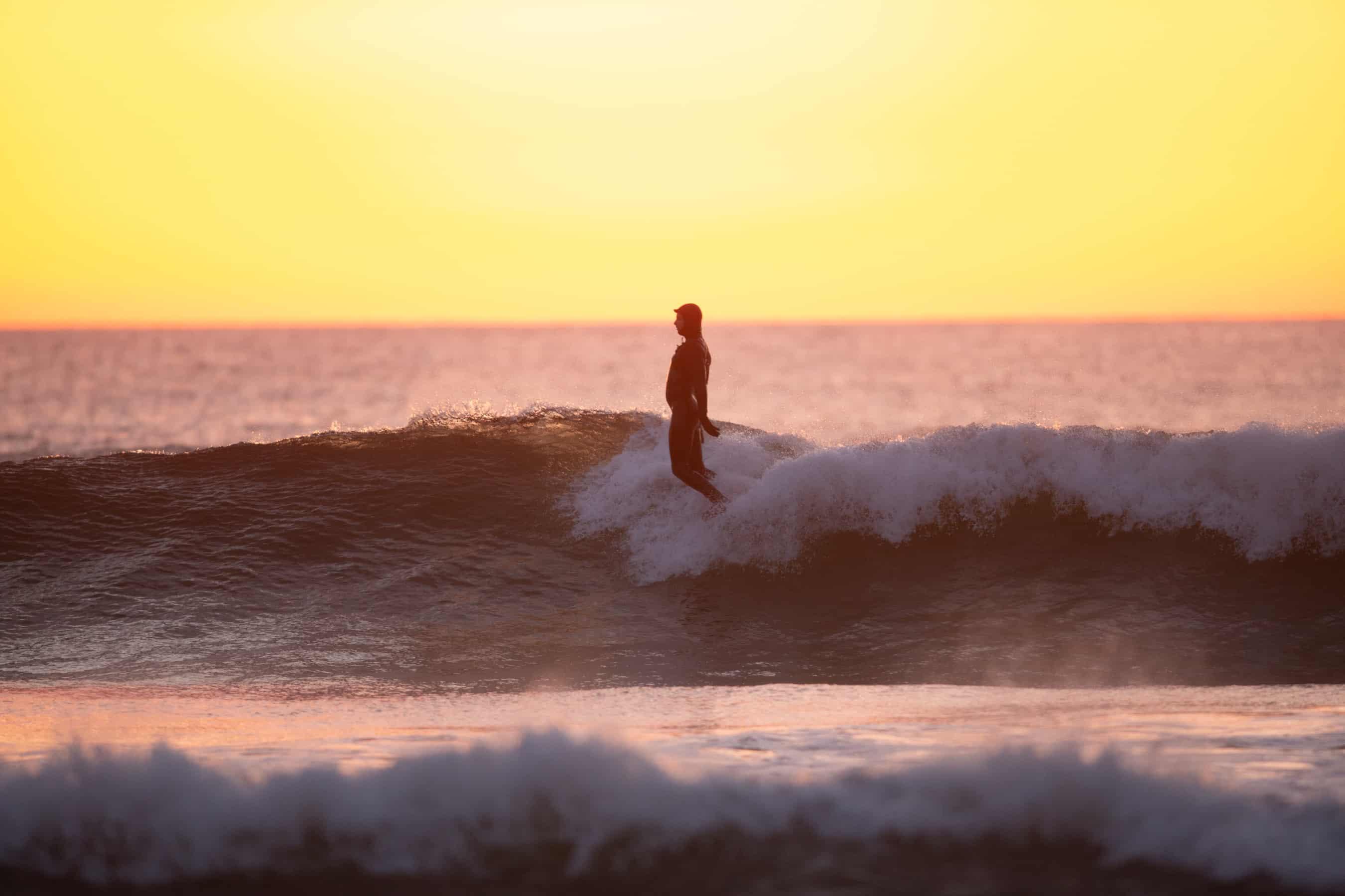 Surfer med stil
