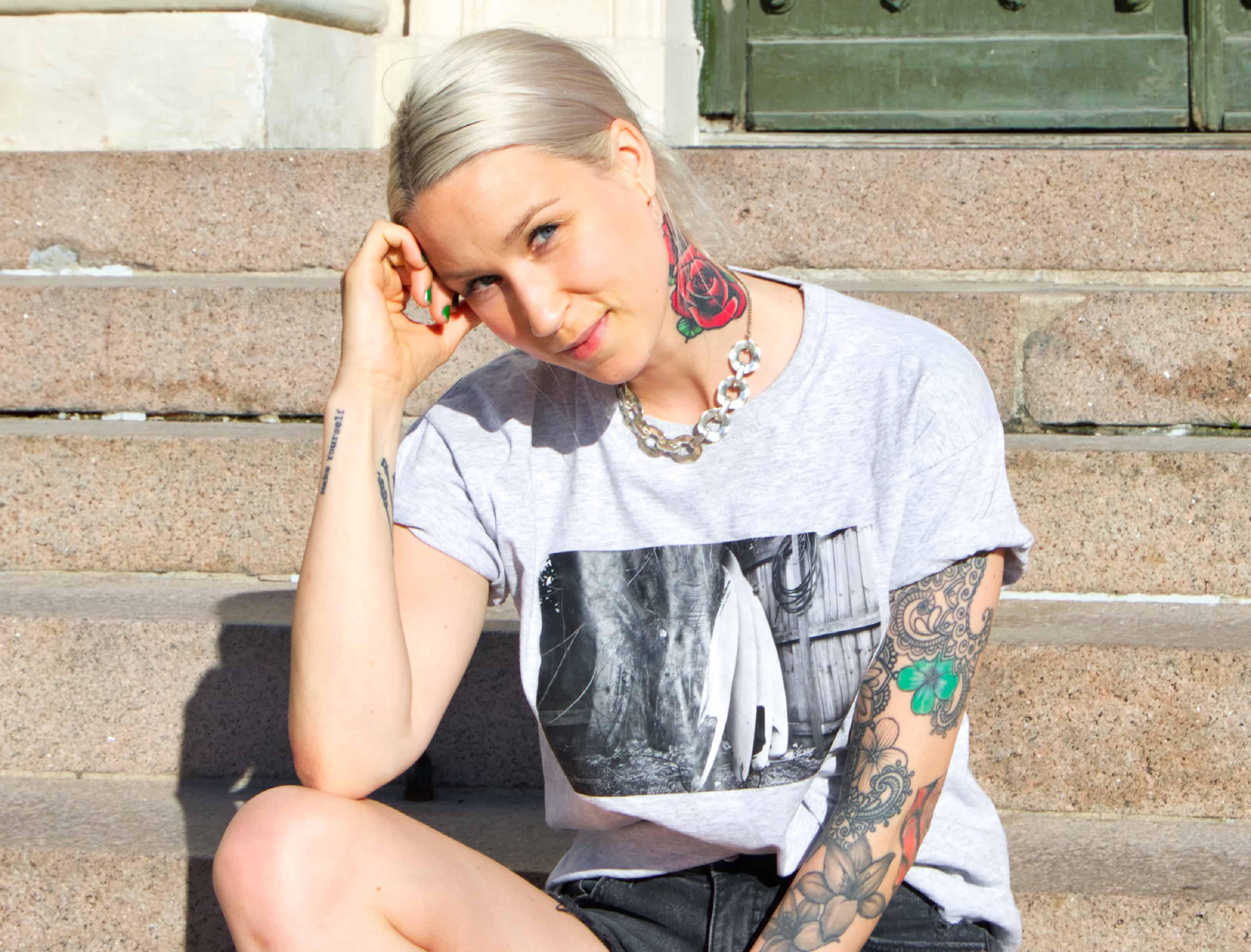 Thea Einarsson, fotograf og regissør