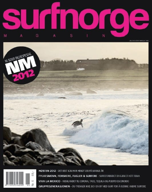 Cover SurfNorge magasin nr6