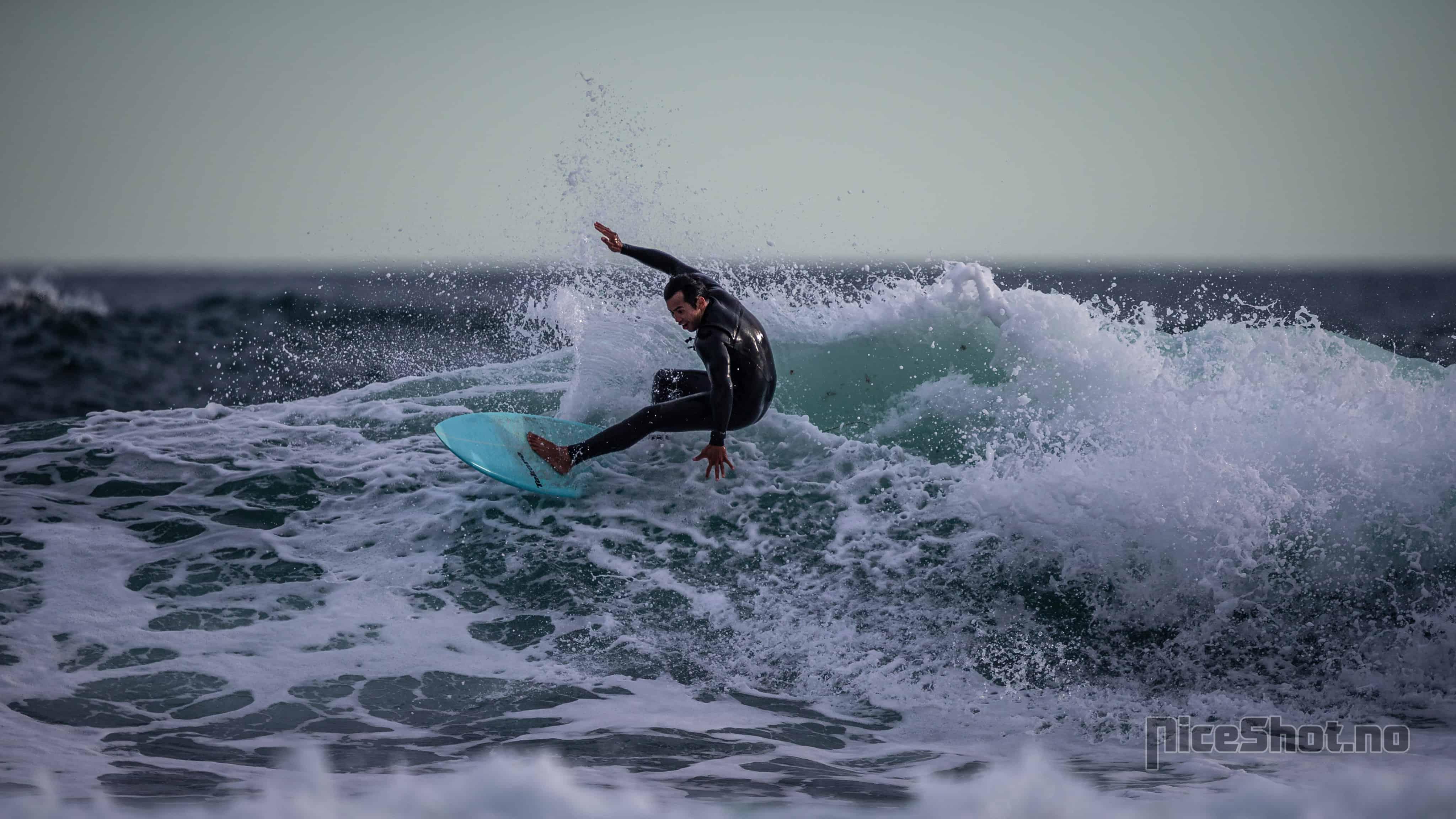 Bobby Bachtiar ripping. Foto: Tom Ivar Arntsen @NiceShot.no