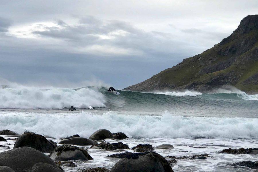 Lofoten – Nydelige folk, bra vær og upåklagelig swell