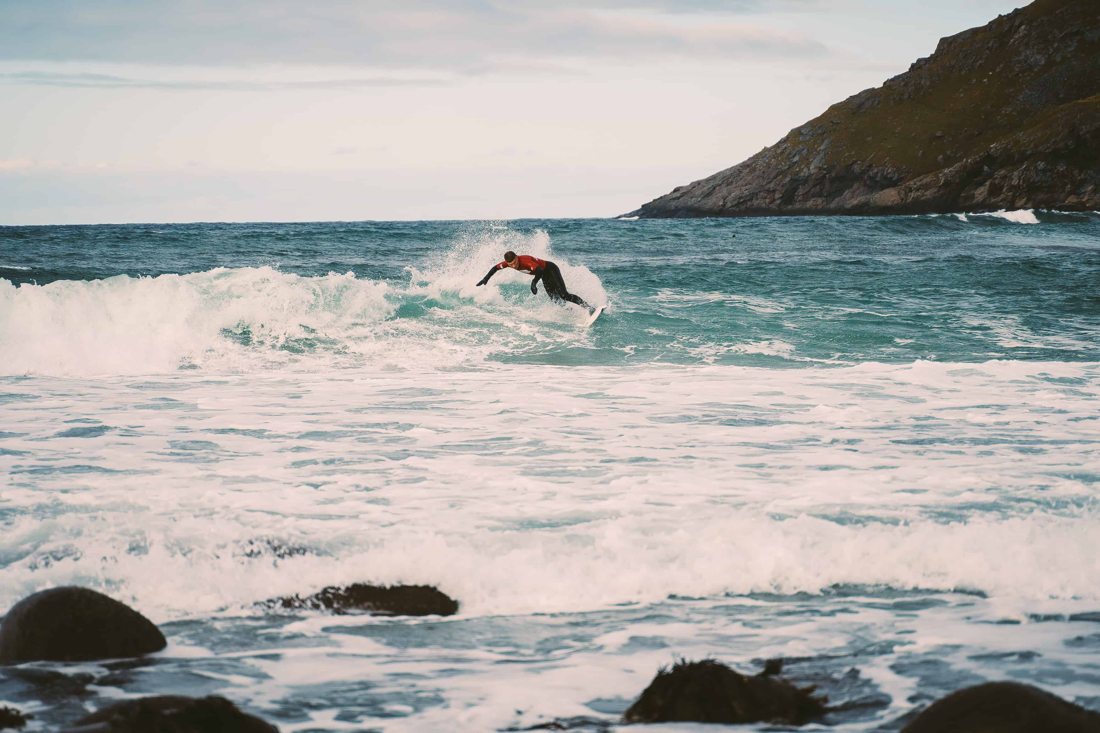 Lofoten Masters – Bra surf, god stemning og rå live-dekning!