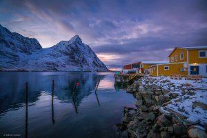 Arctic Coworking Lodge – Norges råeste hjemmekontor