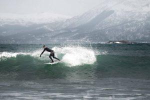 Eivind Lea – Et innblikk i livet som Norsk Surfer