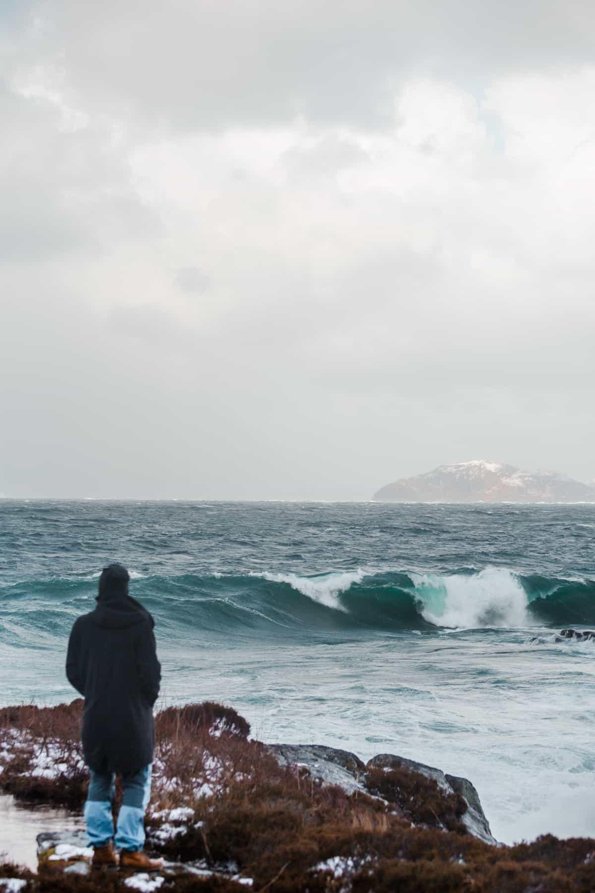 bølge bryter