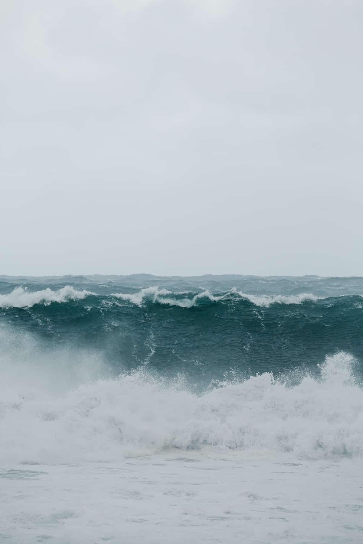 stormbølge
