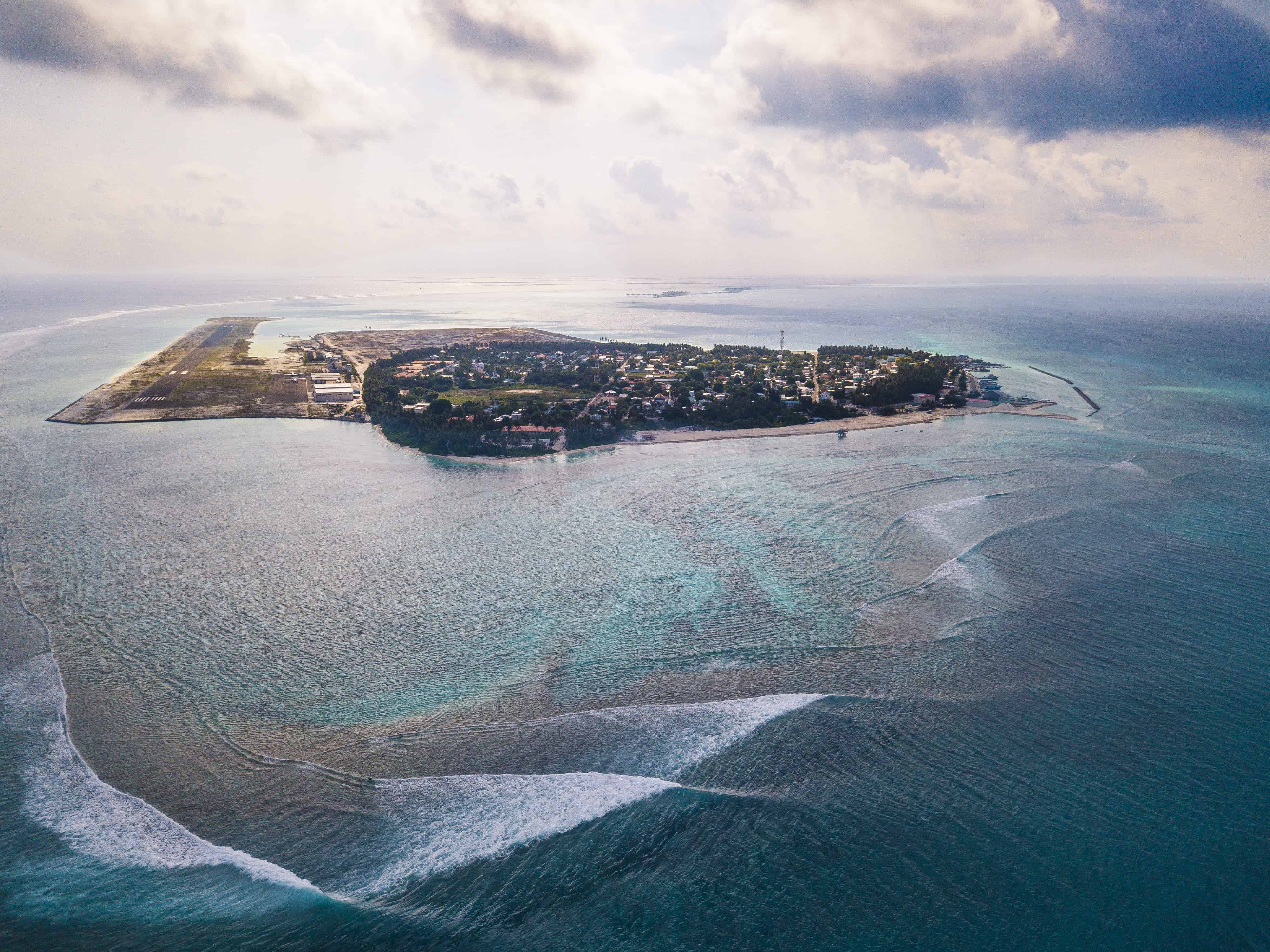 Øyparadis uten turister