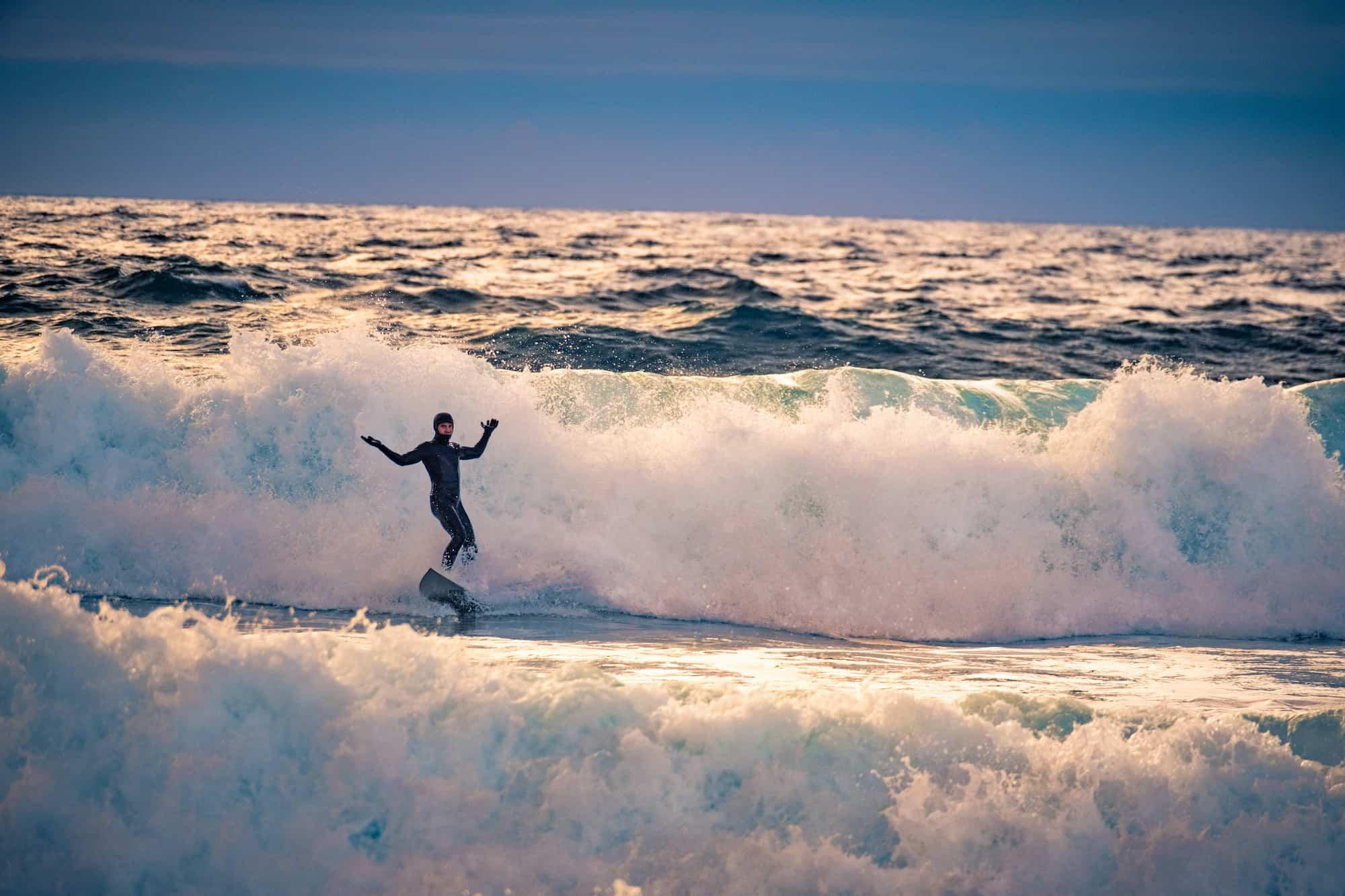 Hva skjer med surfing i Ålesund?