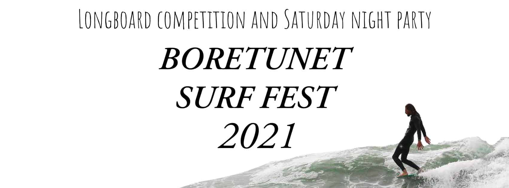 Boretunet surf fest